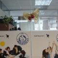 Birouri de sarbatoare: cum s-au pregatit companiile pentru Craciun - Foto 9