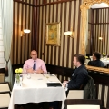 @Wall-Street Lunch - cu Florentin Tuca, managing partner al Tuca Zbarcea & Asociatii - Foto 2 din 19