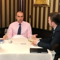 @Wall-Street Lunch - cu Florentin Tuca, managing partner al Tuca Zbarcea & Asociatii - Foto 3 din 19