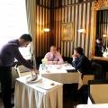 @Wall-Street Lunch - cu Florentin Tuca, managing partner al Tuca Zbarcea & Asociatii - Foto 7 din 19