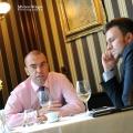 @Wall-Street Lunch - cu Florentin Tuca, managing partner al Tuca Zbarcea & Asociatii - Foto 10 din 19