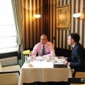 @Wall-Street Lunch - cu Florentin Tuca, managing partner al Tuca Zbarcea & Asociatii - Foto 11 din 19