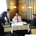@Wall-Street Lunch - cu Florentin Tuca, managing partner al Tuca Zbarcea & Asociatii - Foto 13 din 19