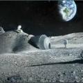 Cum vor arata cladirile construite pe Luna - Foto 1 din 3