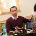 Pranz cu Lucian Radulescu - Foto 1 din 10