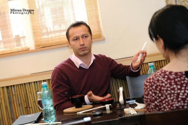 Managerul care in copilarie visa sa fie pilot sau gunoier. O lectie de cultura japoneza cu seful Sony Romania - Foto 1 din 10