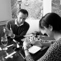 Pranz cu Lucian Radulescu - Foto 9 din 10