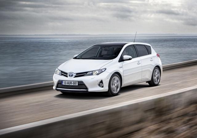 Toyota a lansat noua generatie Auris in Romania - Foto 1 din 4