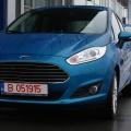 Ford Fiesta facelift - Foto 1 din 25