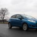 Ford Fiesta facelift - Foto 22 din 25