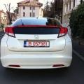 Honda Civic 1,6 diesel - Foto 12 din 25
