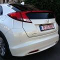 Honda Civic 1,6 diesel - Foto 14 din 25
