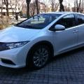 Honda Civic 1,6 diesel - Foto 8 din 25