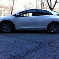 Honda Civic 1,6 diesel - Foto 19 din 25