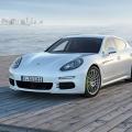 Porsche Panamera facelift - Foto 1 din 9