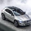 Mercedes GLA Concept - Foto 2 din 12