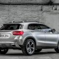 Mercedes GLA Concept - Foto 3 din 12