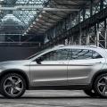 Mercedes GLA Concept - Foto 5 din 12