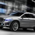 Mercedes GLA Concept - Foto 1 din 12