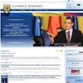 Site-ul Guvernului Romaniei in 2003 si astazi - Foto 2 din 2