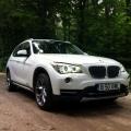 Test Drive Wall-Street: BMW X1 - Foto 3 din 15