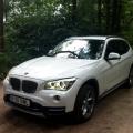 Test Drive Wall-Street: BMW X1 - Foto 5 din 15