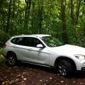 Test Drive Wall-Street: BMW X1 - Foto 7 din 15