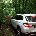 Test Drive Wall-Street: BMW X1 - Foto 8 din 15