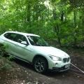 Test Drive Wall-Street: BMW X1 - Foto 11 din 15
