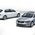 Skoda Superb facelift - Foto 1 din 6