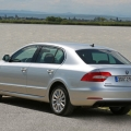 Skoda Superb facelift - Foto 2 din 6