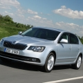 Skoda Superb facelift - Foto 3 din 6