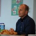 Galerie foto: @Wall-Street Lunch - cu Dieter Schulz, CEO Danone Romania - Foto 4 din 8