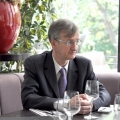 @Wall-Street Lunch - Benoit Catel, presedintele Volksbank Romania - Foto 2 din 19