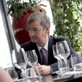 @Wall-Street Lunch - Benoit Catel, presedintele Volksbank Romania - Foto 4 din 19
