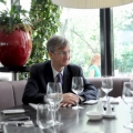 @Wall-Street Lunch - Benoit Catel, presedintele Volksbank Romania - Foto 6 din 19