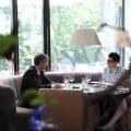@Wall-Street Lunch - Benoit Catel, presedintele Volksbank Romania - Foto 7 din 19