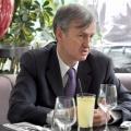 @Wall-Street Lunch - Benoit Catel, presedintele Volksbank Romania - Foto 8 din 19