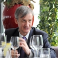 @Wall-Street Lunch - Benoit Catel, presedintele Volksbank Romania - Foto 9 din 19