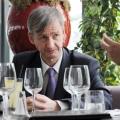 @Wall-Street Lunch - Benoit Catel, presedintele Volksbank Romania - Foto 10 din 19