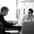 @Wall-Street Lunch - Benoit Catel, presedintele Volksbank Romania - Foto 15 din 19