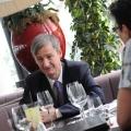 @Wall-Street Lunch - Benoit Catel, presedintele Volksbank Romania - Foto 17 din 19