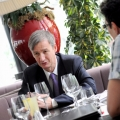 @Wall-Street Lunch - Benoit Catel, presedintele Volksbank Romania - Foto 18 din 19
