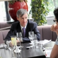 @Wall-Street Lunch - Benoit Catel, presedintele Volksbank Romania - Foto 19 din 19