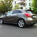 Test Drive Wall-Street: Mercedes-Benz A180 CDI, inspirat din natura - Foto 6