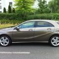 Test Drive Wall-Street: Mercedes-Benz A180 CDI, inspirat din natura - Foto 8