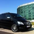 Test Drive Wall-Street: Mercedes-Benz Viano, 7 locuri la business class - Foto 1