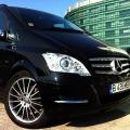 Test Drive Wall-Street: Mercedes-Benz Viano, 7 locuri la business class - Foto 3