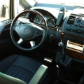 Test Drive Wall-Street: Mercedes-Benz Viano, 7 locuri la business class - Foto 11