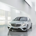 Mercedes-Benz Clasa S - Foto 2 din 9